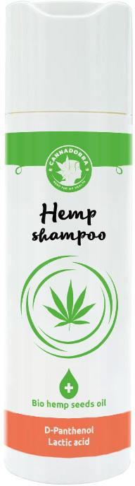 Hemp shampoo 200ml by Cannadorra