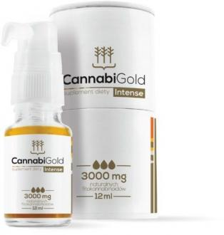 Cannabigold Intense - Strongest CBD oil in Ireland