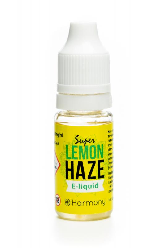 Lemon Haze CBD E-LIQUID in Ireland