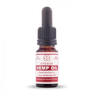 Cbd Hemp Oil Drops 1500mg CBD (Cannabidiol) (15%) by Endoca