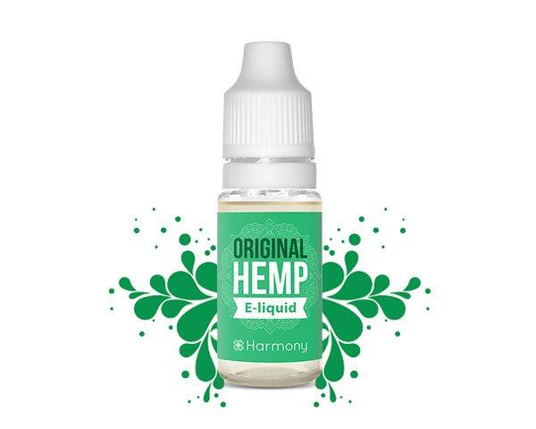 Harmony Harmony Original Hemp CBD E-Liquid in Ireland