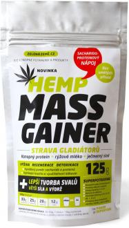 Hemp Fitness Gainer 125g by Cannadorra