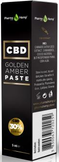 Gold Premium CBD Paste 30% Ireland