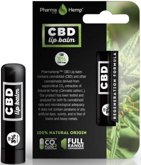 CBD lip balm 135mg