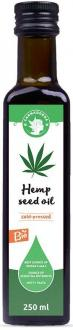 Bio Hemp oil extra virgin 250 ml by Cannadorra