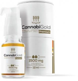 Cannabigold Premium CBD OIL 15% CBD 1500mg Ireland
