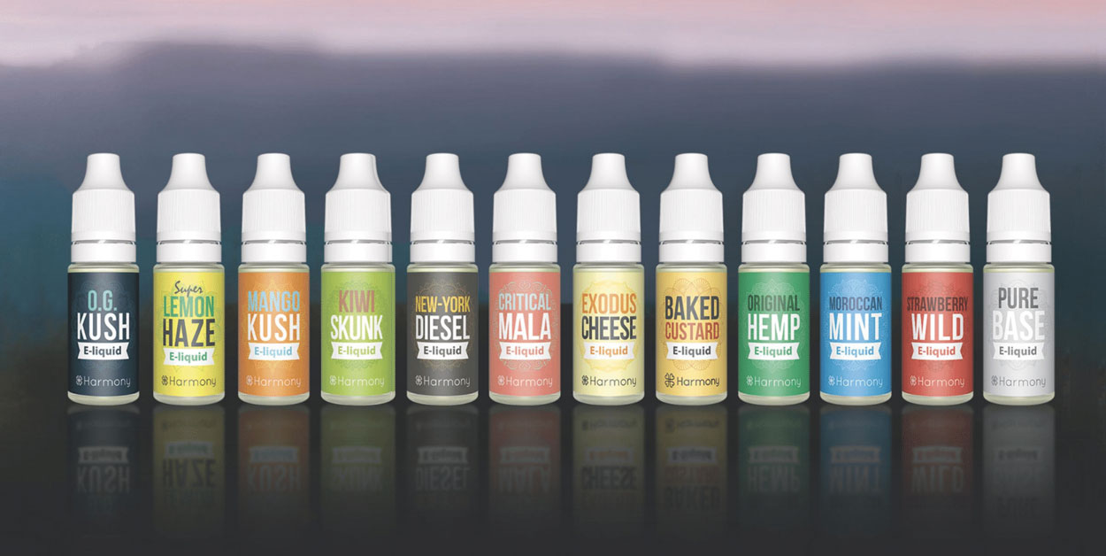 CBD E-liquid and CBD vape juice Ireland