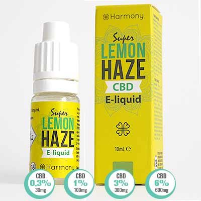 CBD E-liquid IRELAND